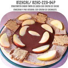 A desayunar  con esta Tortita acabo la harina de avena  hoy me debería de llegar un nuevo pedido jaja o eso espero