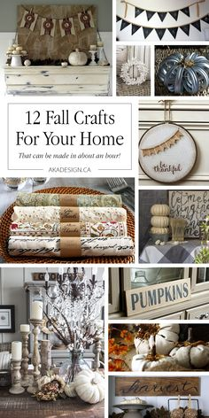 1179 Best Home Diy Projects And Crafts Images In 2018 Seasonal