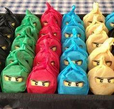 NinjaGo Lego Ninjago, Ninjago Party, Superhero Party, Kids Birthday Treats, Baby Birthday, Star Wars Birthday, Time To Celebrate, Childrens Party, Kids Meals