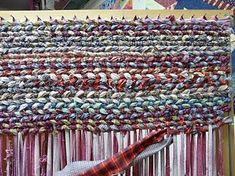 Timber Hill Threads: Rugs from Rags