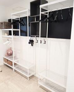 Ikea Mackapär förvaringssystem