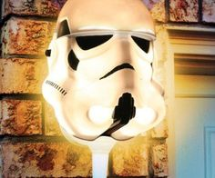 Star Wars Stormtrooper Porch Light Cover