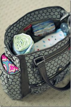 A great hospital packing list--for mom and for baby