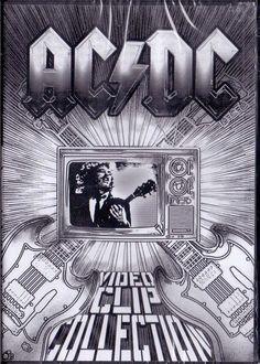 """Video Clip Collection é essencial para todos fãs da banda australiana AC/DC. Este DVD trás 14 videoclipes que resumem a trajetória de uma das maiores bandas de Rock de todos os tempos. Fazem parte desta coleção de clipes clássicos como: """"Back In Black"""", """"Jailbreak"""", """"Who Made Who"""", """"Thunderstruck"""" entre outros. Faixas: 1. """"Dirty Deeds Done…"""