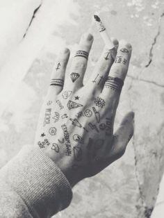 hand doodles grunge   Tumblr