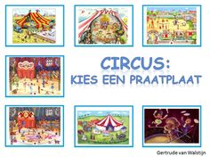 Meester Eeuwout - groep 3 :: meestereeuwoutgroep3.yurls.net Circus Art, Circus Clown, Circus Theme, Kindergarten, School Themes, School Ideas, Art Background, Primary School, Crafts For Kids