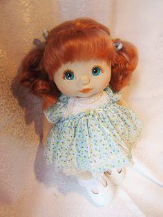 Molly. RP redhead, aqua eyes all peach. | Flickr