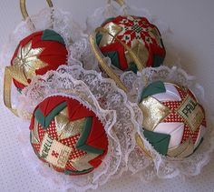 folded cross stitch ornaments | Recent Photos The Commons Getty Collection Galleries World Map App ...