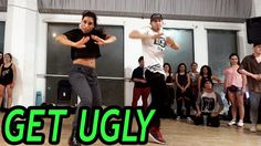 I swear I have lost 3 lbs today dancing to this...This is dope tho GET UGLY - Jason Derulo Dance | @MattSteffanina Choreograph (@JasonDerul...