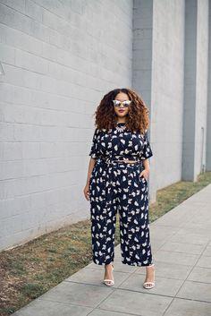 Plus size jumpsuit Plus Size Fashion For Women, Plus Size Women, Plus Fashion, Womens Fashion, Fat Fashion, Petite Fashion, Fashion Blogger Style, Curvy Girl Fashion, Fashion Bloggers