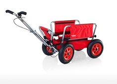 All terrain wagon that will fit all 4 of my children.