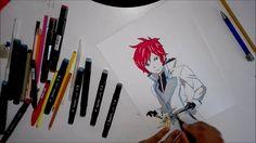Drawing Reinhard Van Astrea from Re: Zero Hajimeru Isekai Seikatsu
