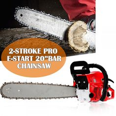 Petrol Chainsaw, Outdoor Power Equipment, Fishing, Minimal, Tools, Store, Free, Instruments, Larger