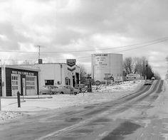Park street,Tupper Lake NY