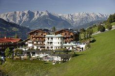 Hotel SONNHOF Alpendorf - St. Johann im Pongau/Salzburg Das Hotel, Hotels, Mansions, House Styles, Home Decor, Wellness, Alps, Pictures