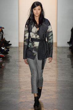 Peter Som Fall 2014 Ready-to-Wear Collection Slideshow on Style.com  #nyfw #runway