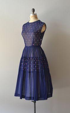 r e s e r v e d...sleeveless 1950s dress / vintage by DearGolden