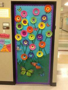 For classroom door