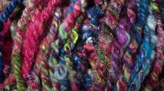 scrappy yarn
