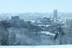 ludlow shropshire pictures snow - Google Search