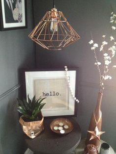 Buy George Home Bronze Effect Wire Origami Pendant from our Lighting range today…