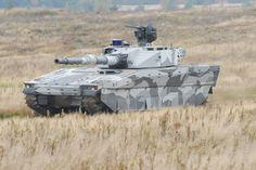 Swedish CV90120-T