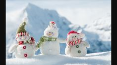 Snow!!!!! A lot of snow!!!!