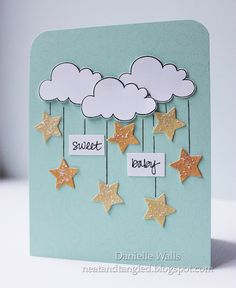 Sweet Baby  http://neatandtangled.blogspot.com/2012/05/welcome-sweet-baby.html