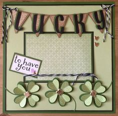 1000+ images about Family Scrapbooking on Pinterest | Creative ...