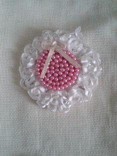 bros bulet putih pink