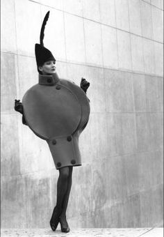 // 1988, Pierre Cardin. He may have lost the plot with this one...