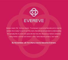 evereve.com, Moms, Mom, Boutique, contemporary, fashion, Hot Mama, Evereve