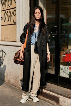 half off 21926 64e6d 50+ Street Style Looks to Copy Now. Urban Street StyleMilan Fashion Week ...