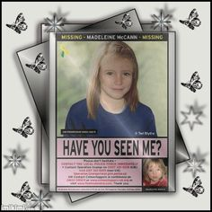 """""""HAVE YOU SEEN ME"""" (click for effect)"""