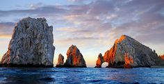 Los Arcos Sunset in Los Cabos, Mexico | Cabo Luxury Vacation Rentals | Inspirato
