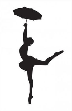 Bailarina with umbrella // Dancer with umbrella // Crayon // Wachsmalkreide // Bailarines con Paraguas // Bailarina con Regenschirn (sin marca de agua) Chaconera with umbrella // Dancer with umbrella // Crayon // Wachsmalkreide // T… Ballerina Kunst, Ballet Painting, Gelli Arts, Wax Crayons, Silhouette Painting, Wedding Silhouette, Crayon Art, Anime Art Girl, Mandala Art