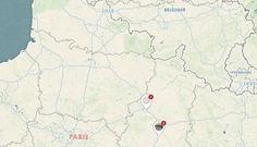 1| Parcours de Mme Lévêque, de 1938 à 1968, garde-barrière pendant la Deuxième Guerre mondiale : Nuisement-sur-Coole, Reims