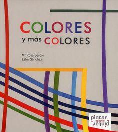 Colores y más colores Tapas, Editorial, Collor, Bar Chart, Coral, Books, Canon, Google, Products