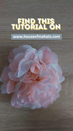 Fancy making some easy DIY tissue paper pom poms to use as cheap party decorations? Check out our step-by-step tutorial and video! Tissue Paper Pom Poms Diy, Tissue Paper Decorations, Cheap Party Decorations, Tissue Paper Crafts, Paper Flowers Craft, Diy Birthday Decorations, Pom Pom Diy, Making Tissue Paper Flowers, Paper Wedding Decorations