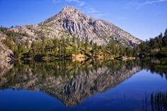 Eagle Lake is one of the most beautiful places I have ever photographed in California. Check out this post for information on the short hike to this amazing spot.