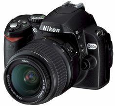Nikon D40x, mi salto a las cámaras reflex digitales! Fue mi cámara de iniciación en la fotografía manual, ajustar ISO, combinar la apertura y la velocidad del obturador... Todo un mundo nuevo!
