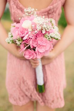 #bouquet | #pink |   photography: The Nickersons |  Read More: http://www.stylemepretty.com/canada-weddings/british-columbia/vancouver/2012/11/26/vancouver-farmhouse-wedding-from-the-nickersons/