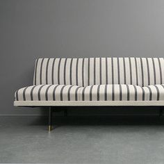 1950s Sofa Daybed Vintage Design Schlafsofa Couch 1960s