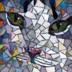 Raymi, Christine Brailler's cat, by Barb Keith