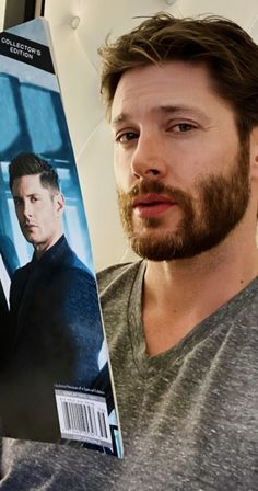 Jensen Ackles, Danneel Ackles, Dean Winchester, Supernatural Jensen, Band Of Brothers, Red Hood, Disney Marvel, Destiel, Most Beautiful Man