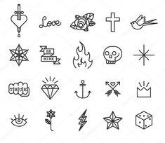 Baixar - Tatuagem da velha escola — Ilustração de Stock #72327379