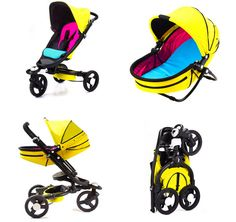 Cool stroller!