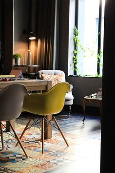 Le charme de l'Hôtel Fabric - Frenchy Fancy -