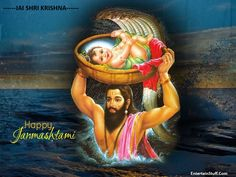 Happy Shri Krishna Janmashtami 2016 New Messages, Wishes and HD WallpaperS