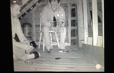 We Caught Something On Our Voice Recorders While We Were At The Axe Murder House